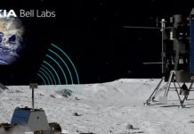 Nokia selected by NASA to build first ever cellular network on the Moon Brandspurng