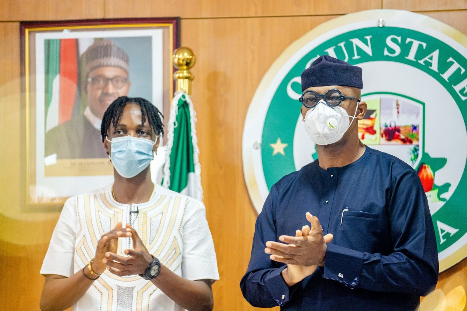 Ogun governor appoints Laycon as youth ambassador