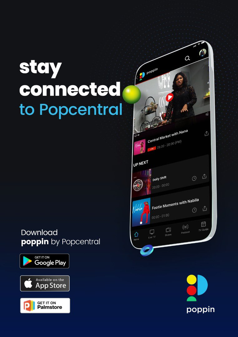 Poppin app by Popcentral ranked among top creative Nigerian apps by Apple