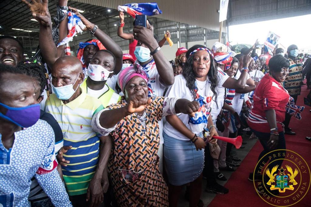 President of Ghana Commissions Kasapreko Water, Juice and Soft Drinks Factory (Photos)
