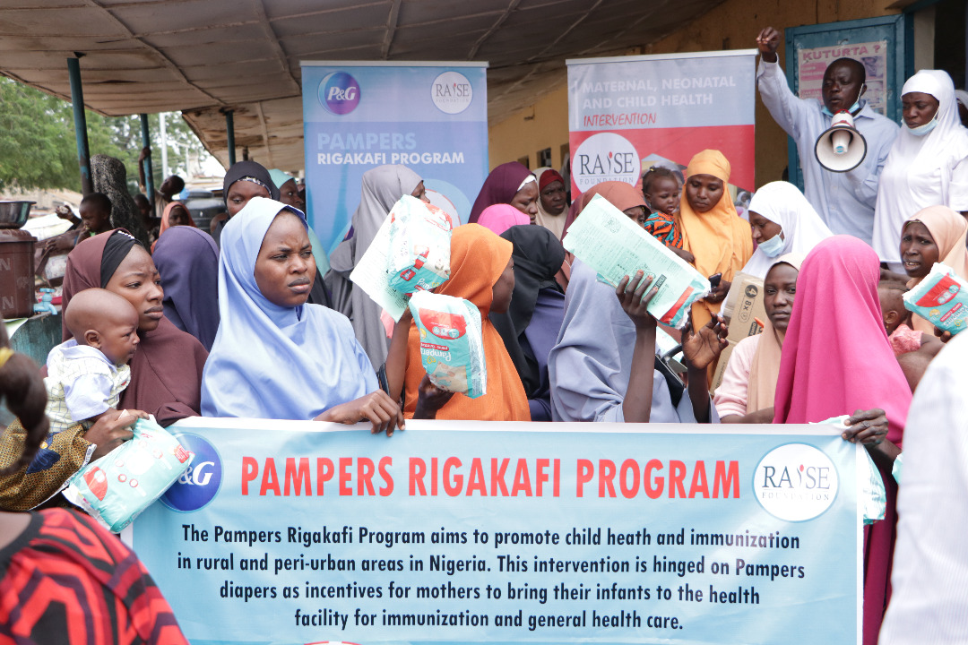 Procter & Gamble Supports Federal Ministry of Health, State Governments to Promote Maternal and Child Health in Nigeria