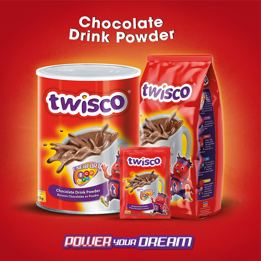 Promasidor Launches Twisco Chocolate Drink Powder into Nigerian market Brandspurng3