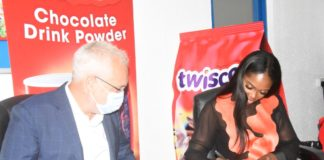 Promasidor Launches Twisco Chocolate Drink Powder into Nigerian market