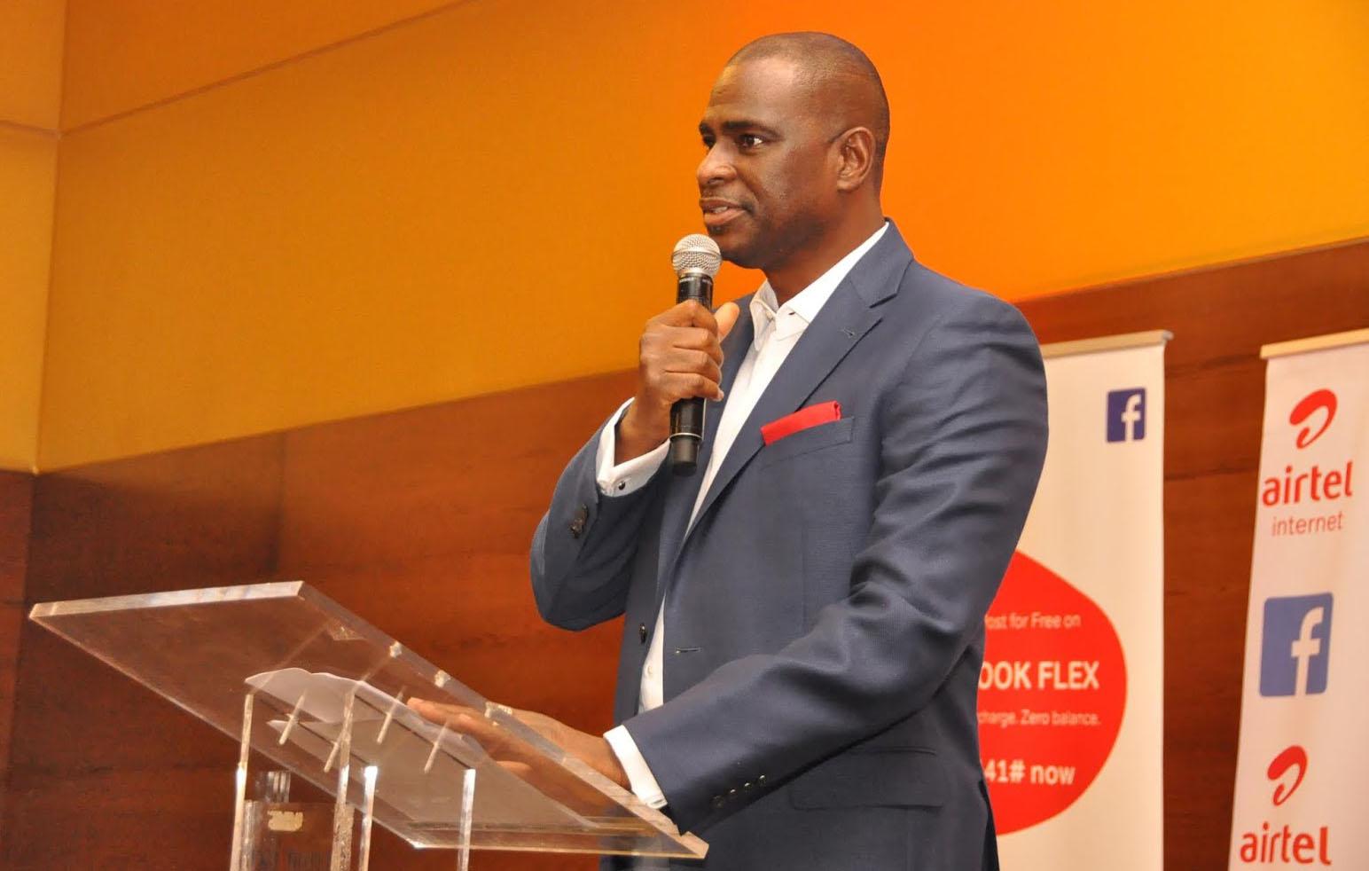 Segun Ogunsanya Named Industry Personality of the Year