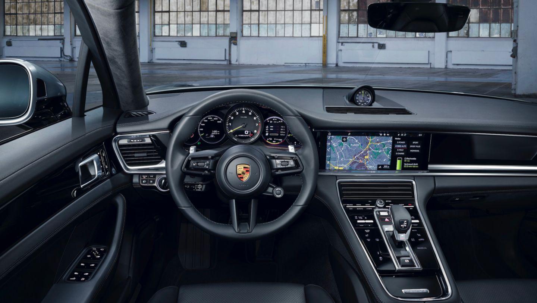 Porsche launches new Panamera models Brandspurng1