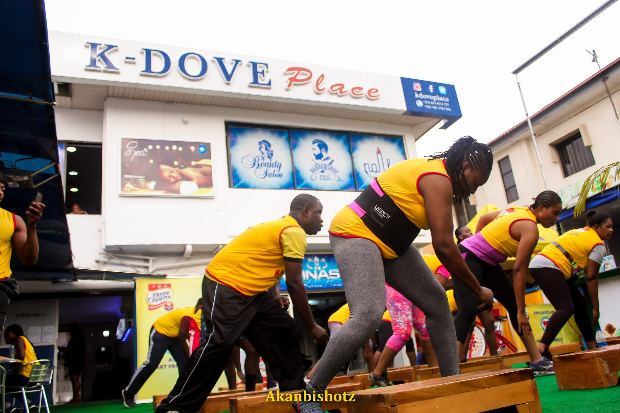 Three Crowns Milk partners K-Dove Gym, others to Mark World Heart Day (Photos) Brandspurng