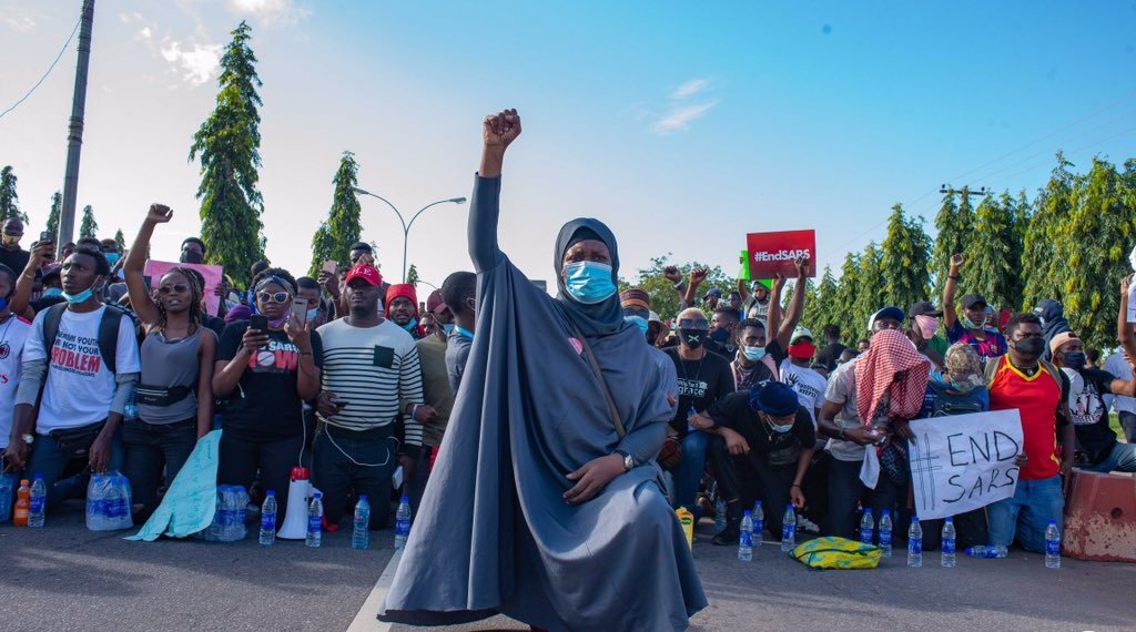 Will the recent protest halt the equities market rally Brandspurng