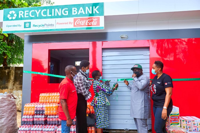 """World Cleanup Day brandspurng Coca-Cola Unveils """"Project Revive"""" and Rewards Environmental Champions1"""