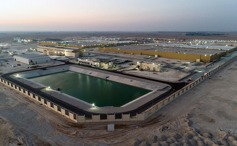 World's Largest Water Storage Tank, Built by CCC, Earns Guinness World Record