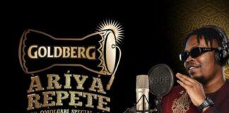 #AriyaRepete2020 Brandspurng Ariya Repete Returns With ''Omoluabi Special''