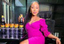 Brandspurng Erica unveiled as Legend Extra Stout and Star Radler Brand Ambassador (Photos)