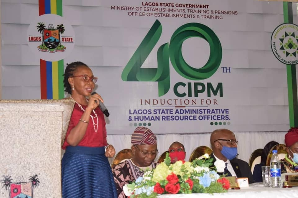 CIPM admits 159 Lagos sponsored admin, human resource officers