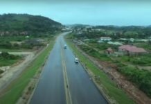 Construction of a 4-lane dual carriage New Ado-Iyin-Aramoko-Itawure road is ongoing