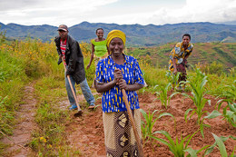 €300 million loan from AFD to IFAD to support millions of small-scale farmers