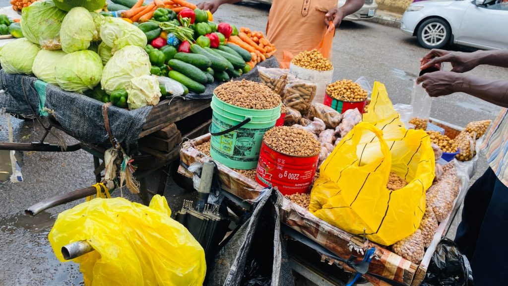 Food Inflation in Nigeria hits 17.38% in October Brandspurng