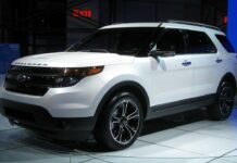Ford Issues Safety Recall for Select 2013-17 Ford Explorer Vehicles with defect tied to 13 accidents