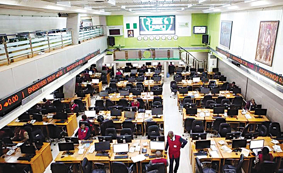 How did the Nigerian equity market become the second-best performing equity market in the world Brandspurng2