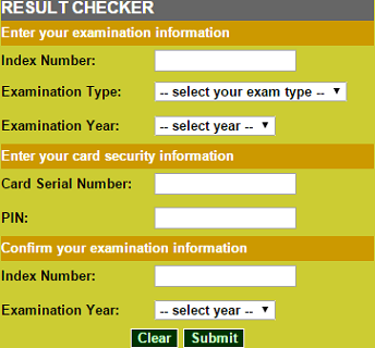 How to check the long-awaited Waec result