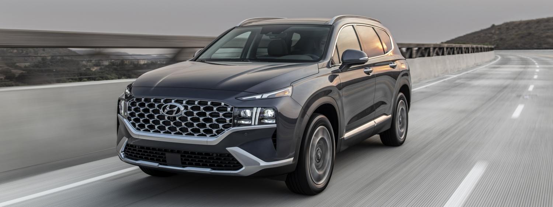 Hyundai Named 2021 Best SUV Brand by U.S. News & World Report Brandspurng3
