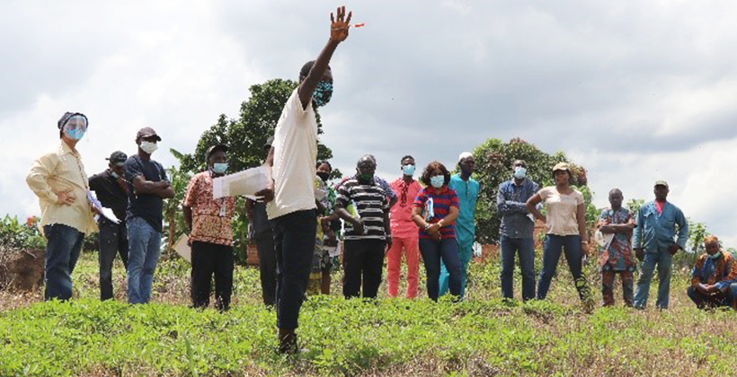 IITA Brandspurng Joint agribusiness park activities commence in Oyo State1