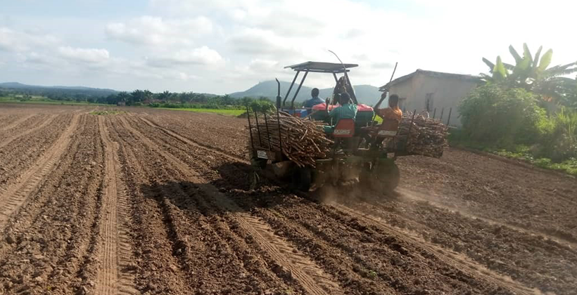 IITA Brandspurng Joint agribusiness park activities commence in Oyo State3
