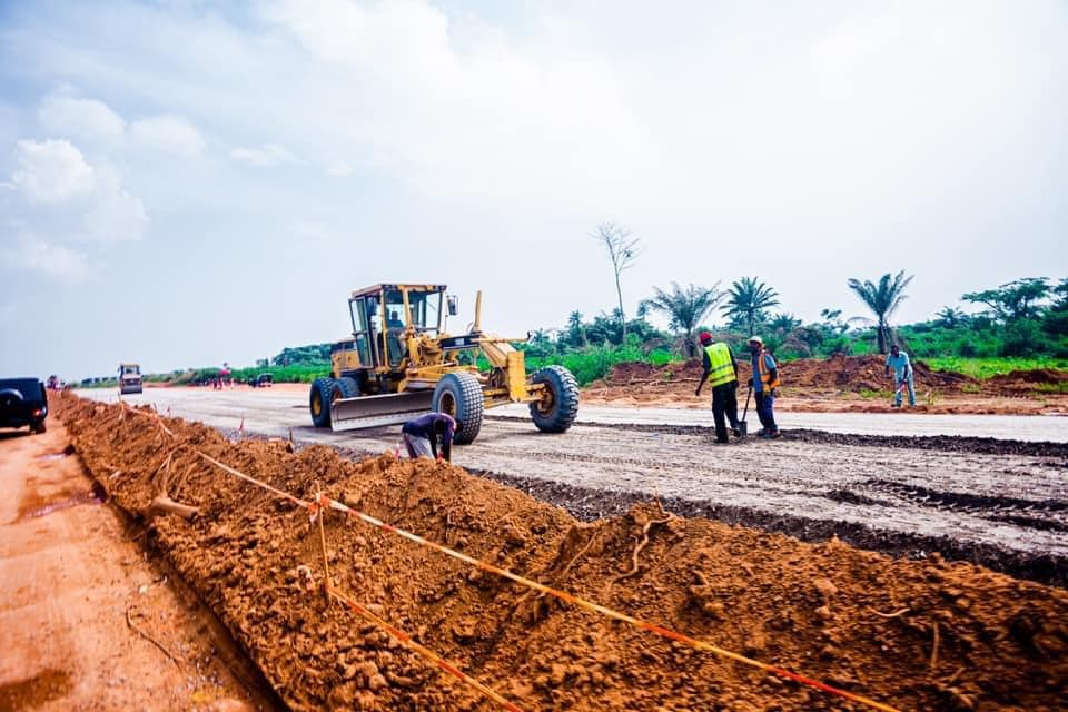 Ijebu Ode-Epe Expressway Will Be Ready By Christmas - Ogun State Governor (Photos)