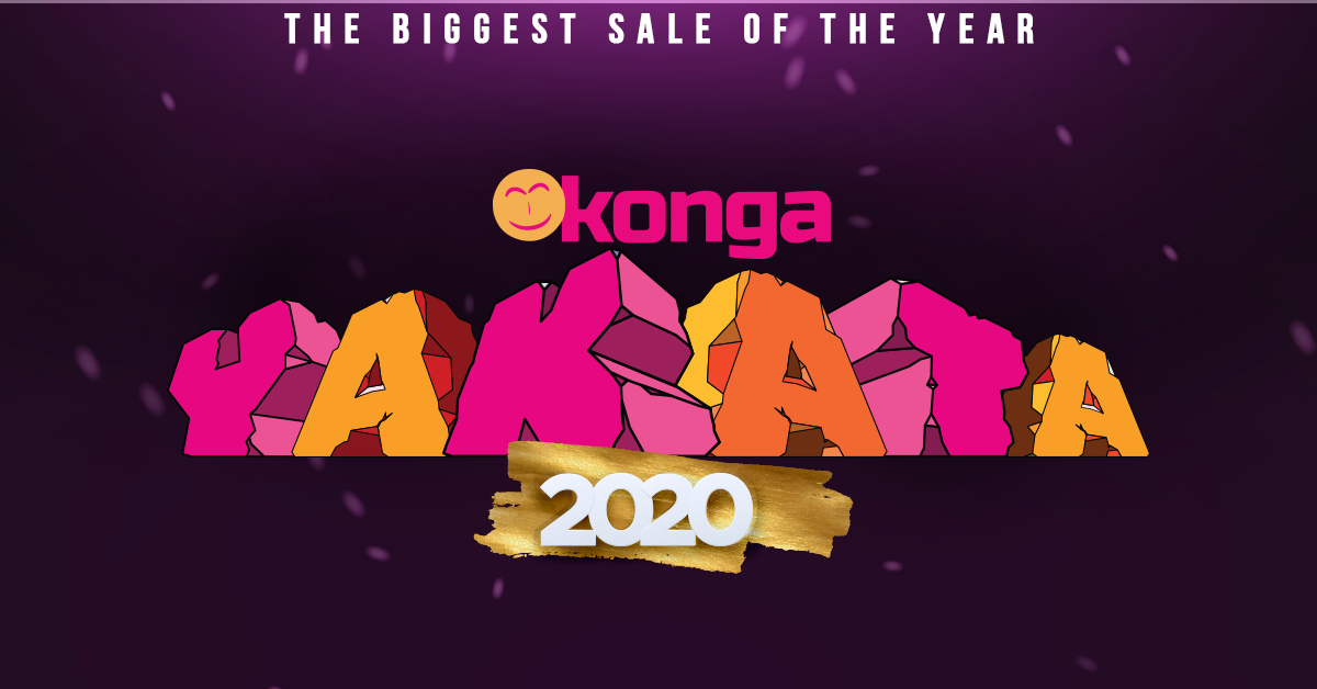 Konga Raises Curtains On Biggest Sale Of The Year