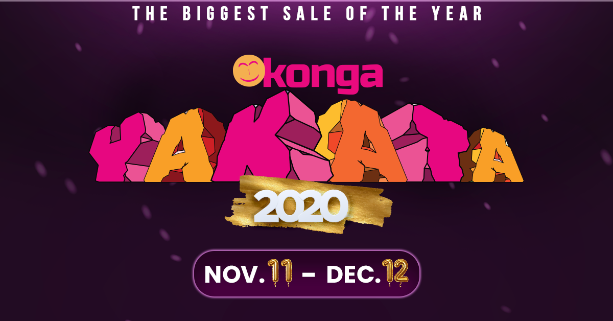 Konga Yakata 2020 outstripping expectations