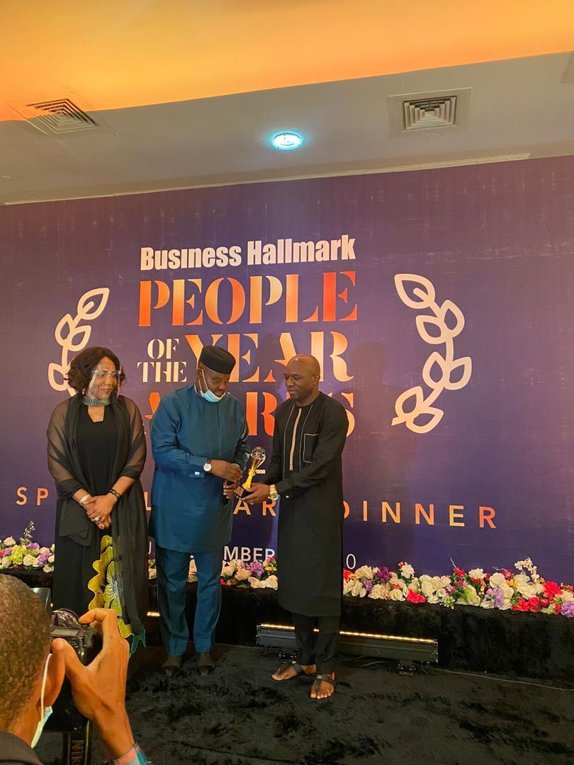 Konga emerges Company of the Year at Business Hallmark Awards
