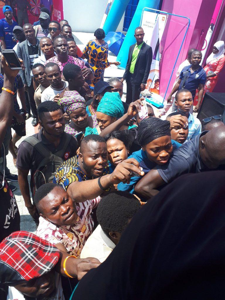 SHOPPERS KEEP VIGIL ON KONGA WEBSITE FOR BLACK FRIDAY DEALS