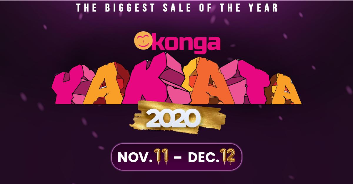 Nigerians to enjoy major surprises as Konga Yakata 2020 debuts Wednesday