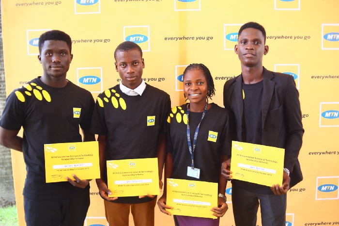 MTN stays true to raising the next set of changemakers