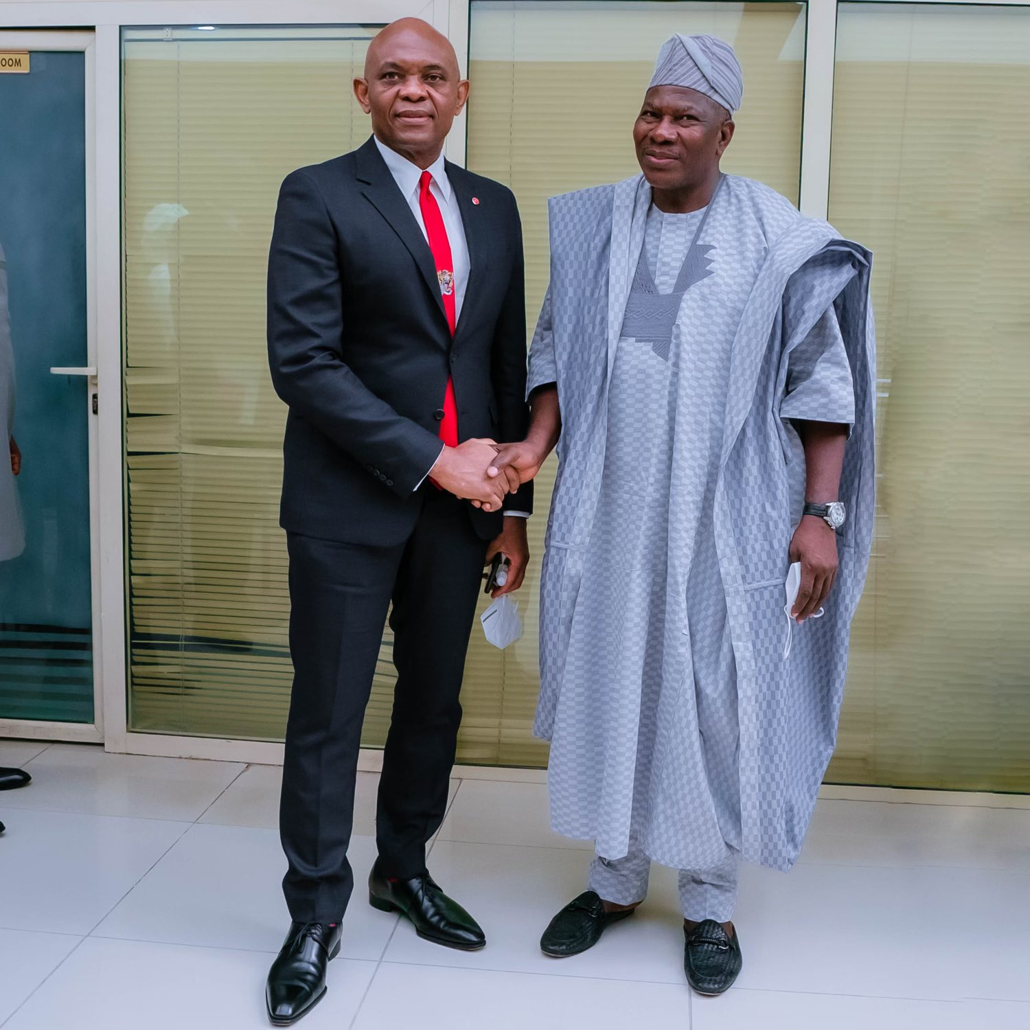 NAICOM Officially Issues Operating Licences for Heirs Holdings New Group Insurance Companies - Brand Spur