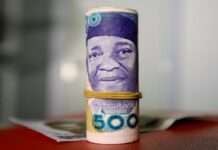 Naira Weakens against the USD at the Bureau De Change & Black Markets