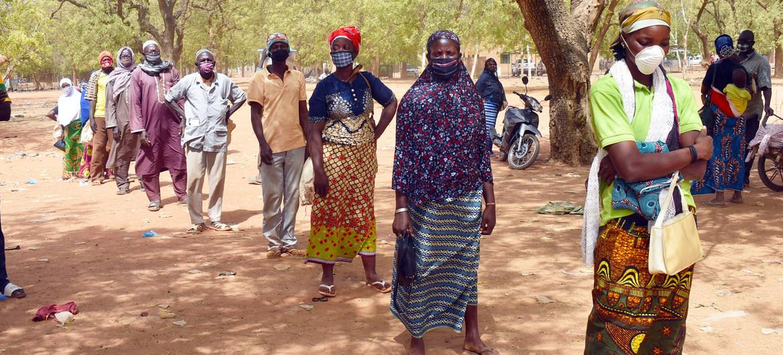Nigeria, 3 Regions on Brink of Famine in 6 months, UN Says Brandspurng