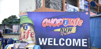 Nigerians Win Over N40 million In The Just Concluded Chop Life Lager Experience