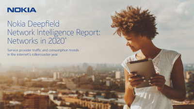 Nokia Deepfield identifies 2020 network traffic, internet consumption trends in new intelligence report
