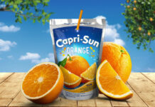 Nutritionists Harp On the Health Benefits of Capri-Sun Brandspurng