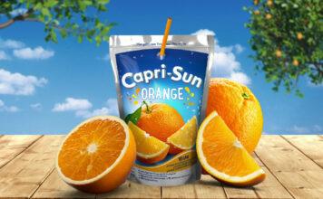 Nutritionists Harp On the Health Benefits of Capri-Sun Brandspurng