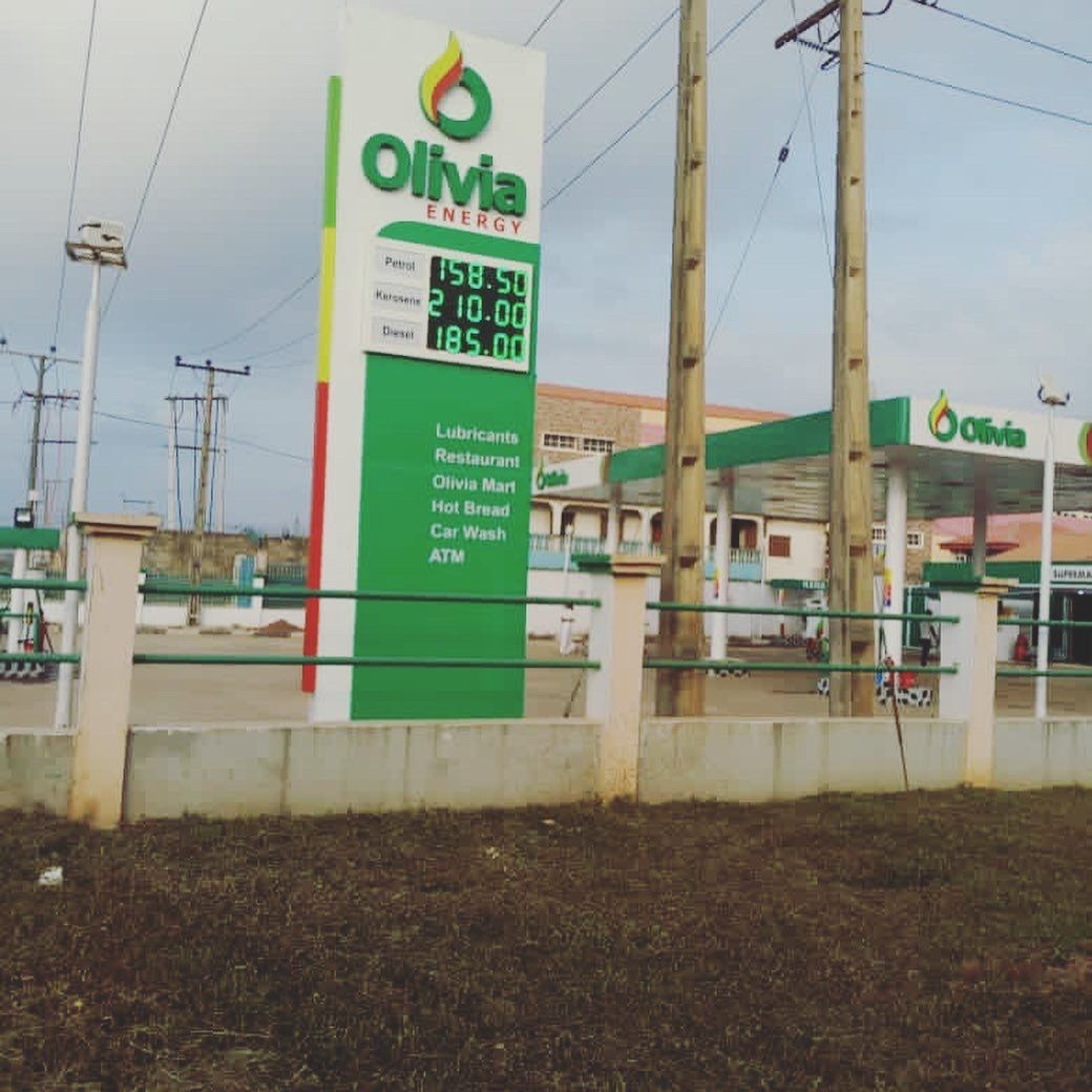 Olivia Energy Presents New Retail Outlet at Oju Ore, Otta in Ogun State