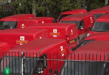 Royal Mail shares surge to two-year high on improved revenue guidance