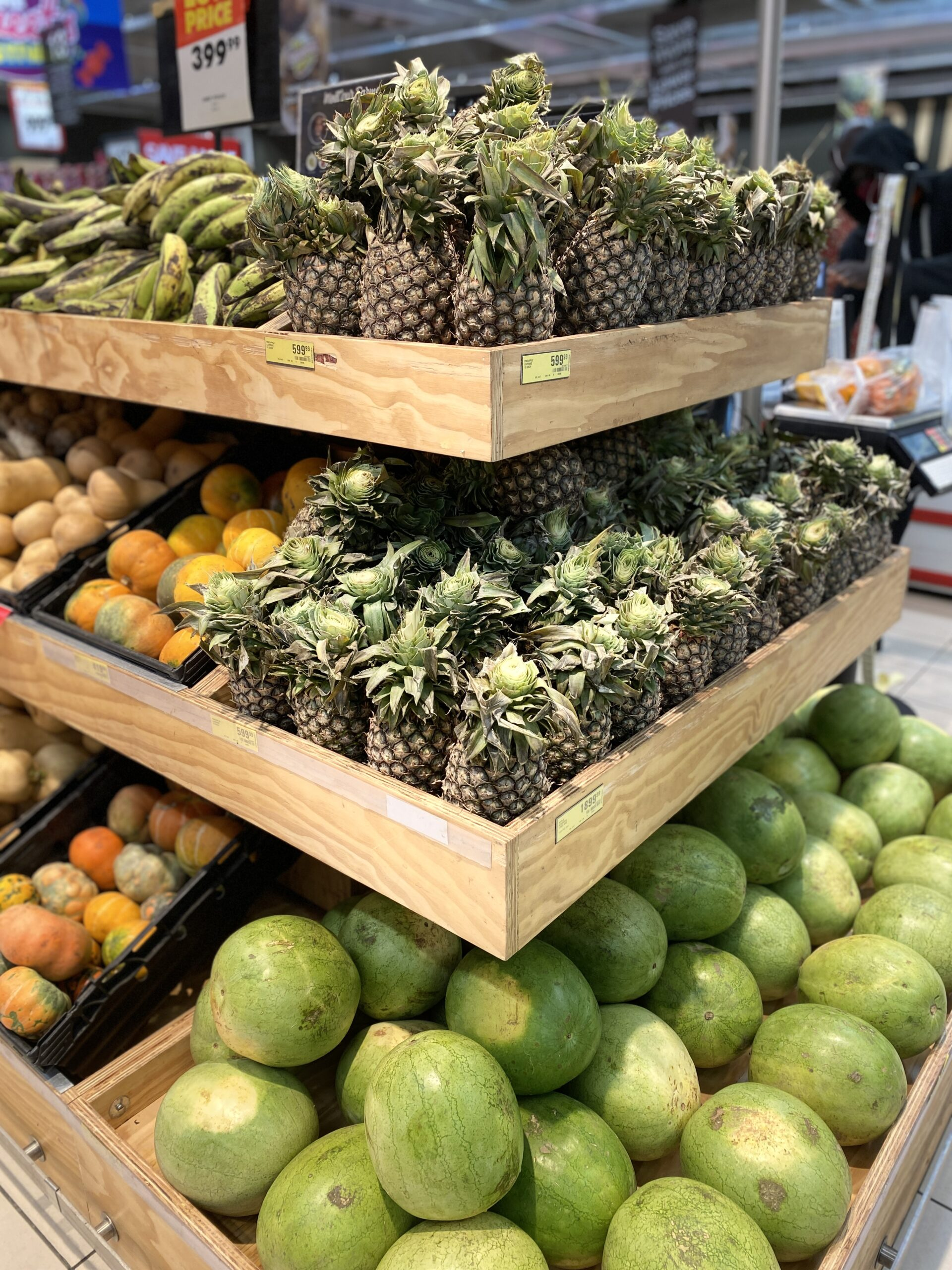 SHOPRITE Farm Customers meet farmers supplying Shoprite store farm-fresh produce Brandspurng