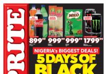 Shoprite surprises customers on a bumper Black Friday