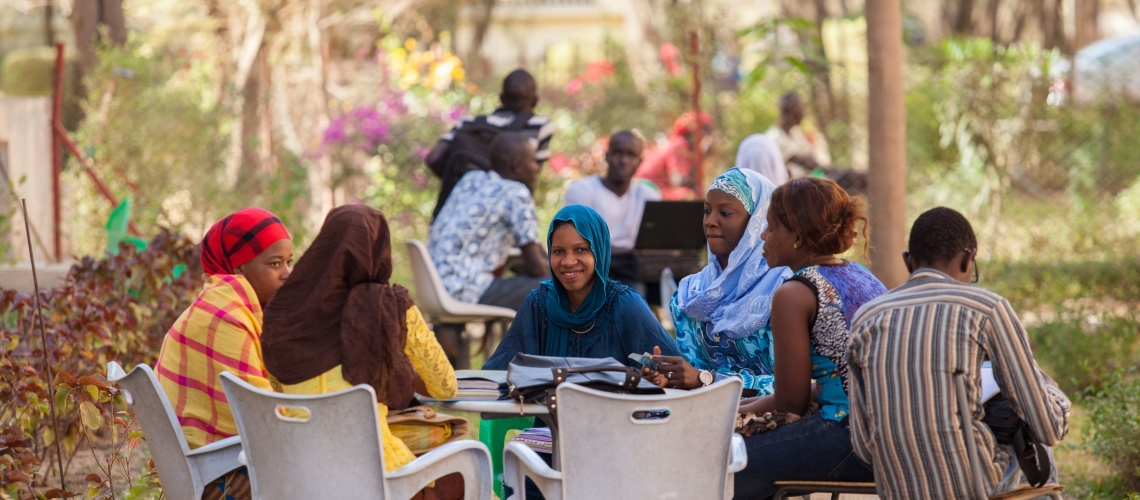Six strategies to increase young women's access to digital jobs
