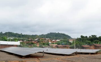 Solar Hybrid Mini-Grid Brandspurng REA electrifies Ogun state community after 200 years (Photos)