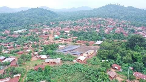 Solar Hybrid Mini-Grid REA electrifies Ogun state community after 200 years (Photos) Brandspurng