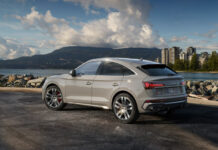 Sporty, practical and elegant: The Audi Q5 Sportback and the SQ5 Sportback TDI