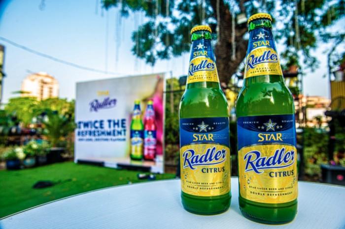 Star Radler Premium Unleashes Citrus New Look And New Red Fruit Variant
