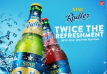 Star Radler Premium Unleashes Citrus New Look And New Red Fruit Variant