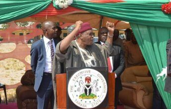 Taraba State Governor Flags Off 82Km Mararaba-Baissa-Abong Road; Challenges FG on the Mambilla Hydro Power Project